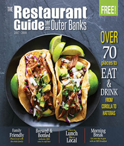 Restaurant Guide Cover 2017
