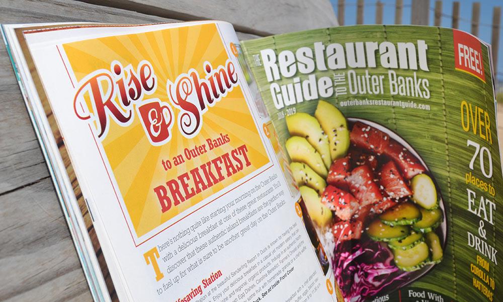 obx restaurant guide