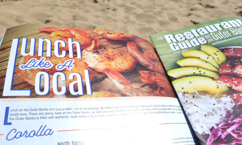 outer banks restaurant guide